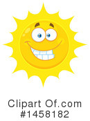 Sun Clipart #1458182 by Hit Toon