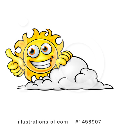 Weather Clipart #1458907 by AtStockIllustration