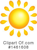 Sun Clipart #1461608 by visekart
