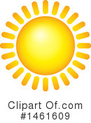 Sun Clipart #1461609 by visekart