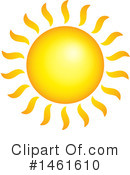 Sun Clipart #1461610 by visekart