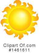 Sun Clipart #1461611 by visekart