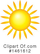 Sun Clipart #1461612 by visekart