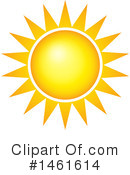 Sun Clipart #1461614 by visekart