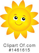 Sun Clipart #1461615 by visekart