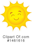 Sun Clipart #1461616 by visekart