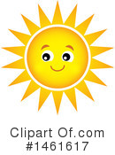 Sun Clipart #1461617 by visekart