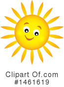 Sun Clipart #1461619 by visekart