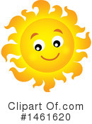 Sun Clipart #1461620 by visekart