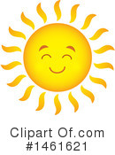 Sun Clipart #1461621 by visekart