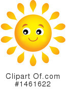 Sun Clipart #1461622 by visekart