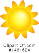 Sun Clipart #1461624 by visekart