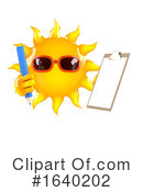 Sun Clipart #1640202 by Steve Young