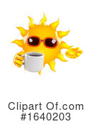 Sun Clipart #1640203 by Steve Young