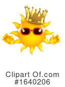 Sun Clipart #1640206 by Steve Young