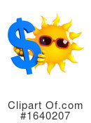 Sun Clipart #1640207 by Steve Young