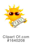 Sun Clipart #1640208 by Steve Young