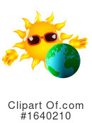 Sun Clipart #1640210 by Steve Young