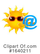 Sun Clipart #1640211 by Steve Young