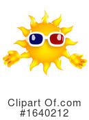 Sun Clipart #1640212 by Steve Young