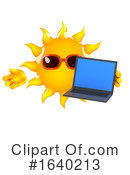 Sun Clipart #1640213 by Steve Young