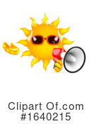 Sun Clipart #1640215 by Steve Young