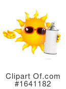 Sun Clipart #1641182 by Steve Young