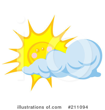 Sun Clipart #211094 by Hit Toon