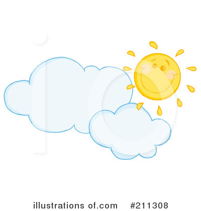 Sun Clipart #211308 by Hit Toon