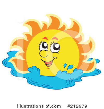 Swimming Clipart #212979 by visekart