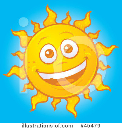 Sun Clipart #45479 by John Schwegel