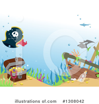 Pirate Clipart #1308042 by BNP Design Studio