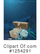 Sunken Treasure Clipart #1254291