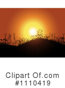 Sunset Clipart #1110419