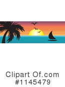 Sunset Clipart #1145479 by Rosie Piter