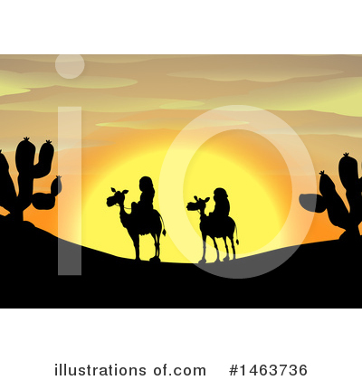 Camel Clipart #1463736 by Graphics RF
