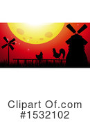 Sunset Clipart #1532102