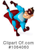 Super Dude Clipart #1064060 by Julos