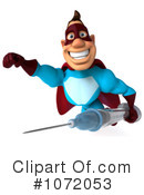 Super Hero Clipart #1072053 by Julos