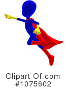 Super Hero Clipart #1075602 by Ralf61