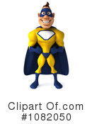 Super Hero Clipart #1082050 by Julos