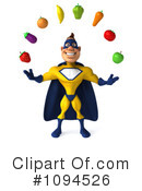 Super Hero Clipart #1094526 by Julos