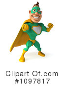 Super Hero Clipart #1097817 by Julos