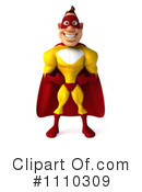 Super Hero Clipart #1110309 by Julos