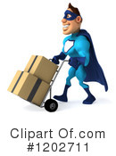 Super Hero Clipart #1202711 by Julos