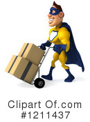 Super Hero Clipart #1211437 by Julos