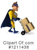 Super Hero Clipart #1211438 by Julos