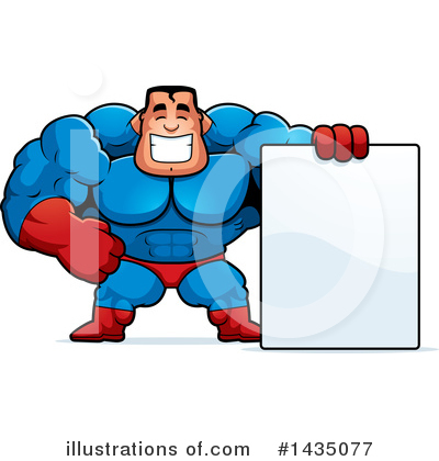 Super Hero Clipart #1435077 by Cory Thoman