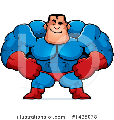 Super Hero Clipart #1435078 by Cory Thoman