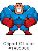 Super Hero Clipart #1435080 by Cory Thoman